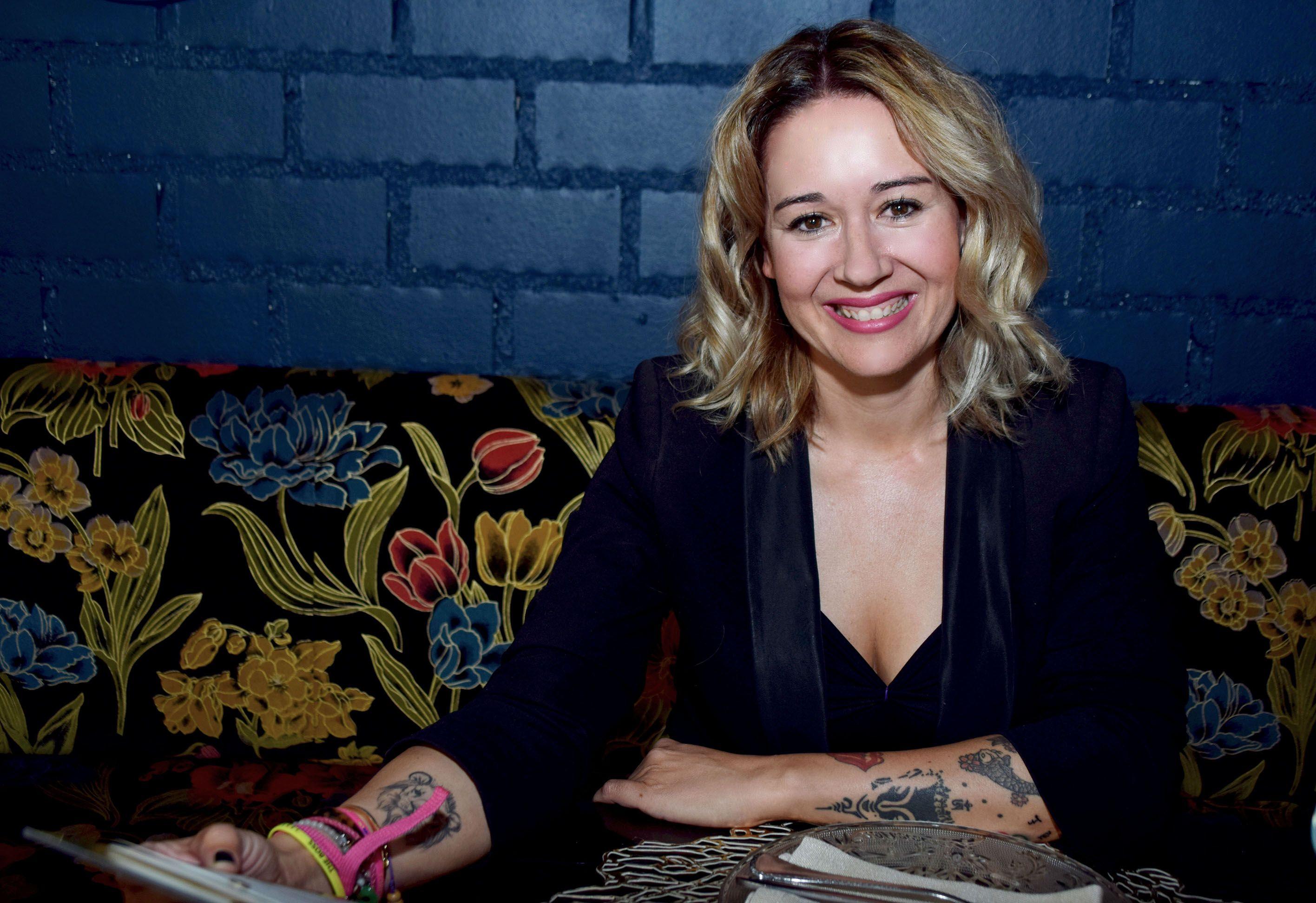 """Eva Rodrigo: """"La gastronomía es patrimonio y hay que promocionarlo"""""""