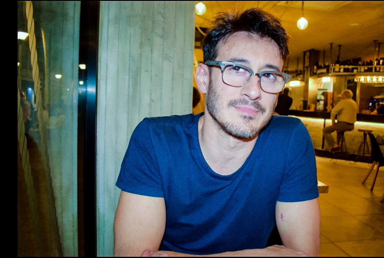 UN CAFÉ CON JOSÉ LUIS MATAS-NEGRETE, director y productor de cine.