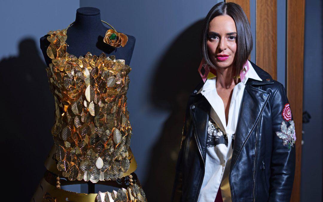"""Lola Muñoz:""""La moda es arte, con un punto de locura que no se puede perder"""":"""
