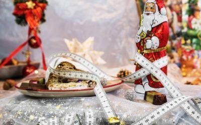 Comer en Navidad guardando el equilibrio