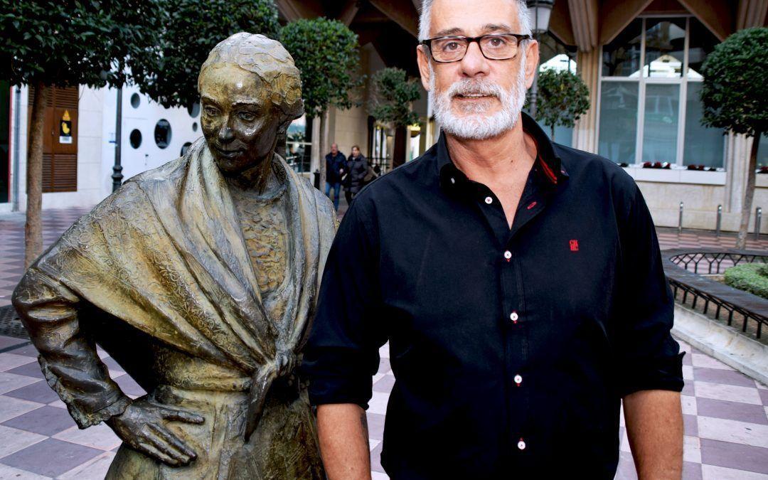 """José Ramón Negrete """" Salir y vivir nuevas experiencias siempre me ha aportado cosas positivas, he tenido mucha suerte en esta vida""""."""