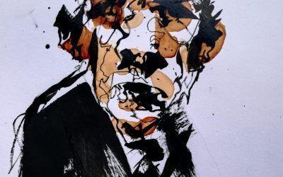 Dibujando con Ángel Barroso