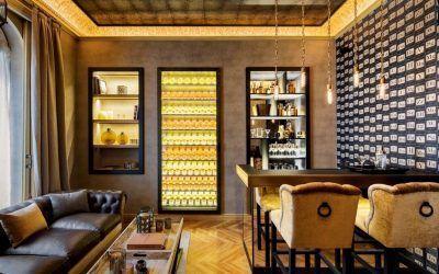 """Private Member's Club"" para Casa Decor Knowhaus Architecture & Interiors Studio"