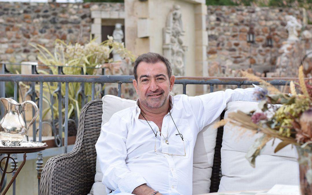 """ANTONIO RUÍZ DE CASTAÑEDA: """"Compro por pasión, no por inversión, soy incapaz de vender""""."""