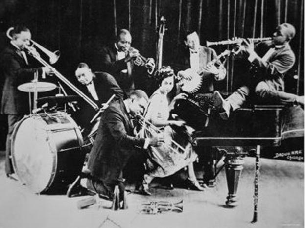 LA APASIONANTE HISTORIA DEL JAZZ (parte 1/2): Del Dixieland al Bebop