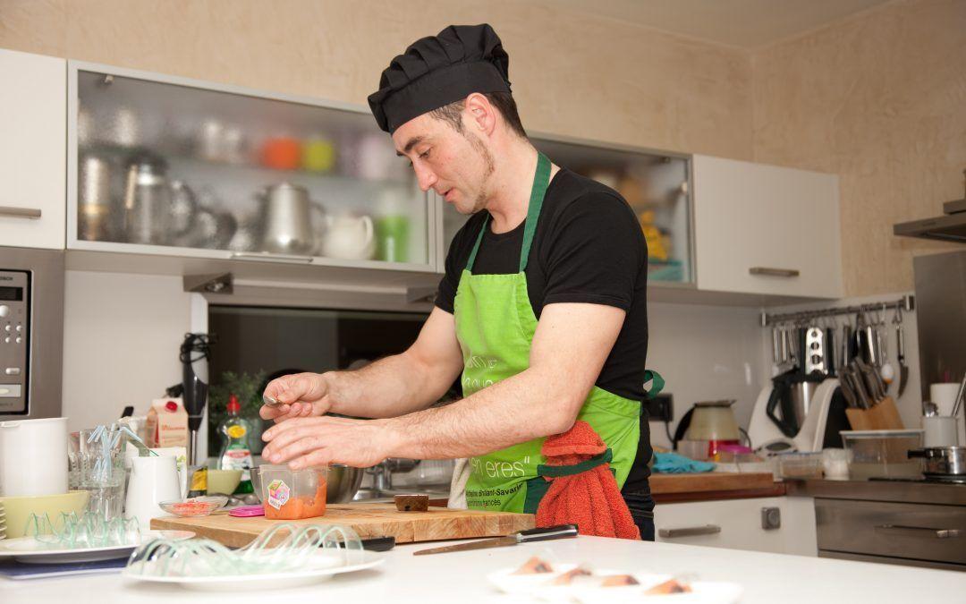 ÁLVARO BRUN: «El cocinero en casa».