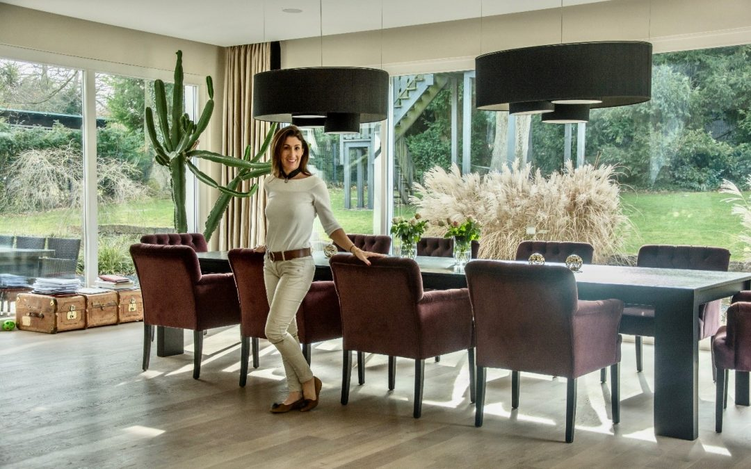 """SUSANA URBANO: """"El objetivo es que el cliente se sienta tan cómodo que no quiera abandonar ese espacio"""""""
