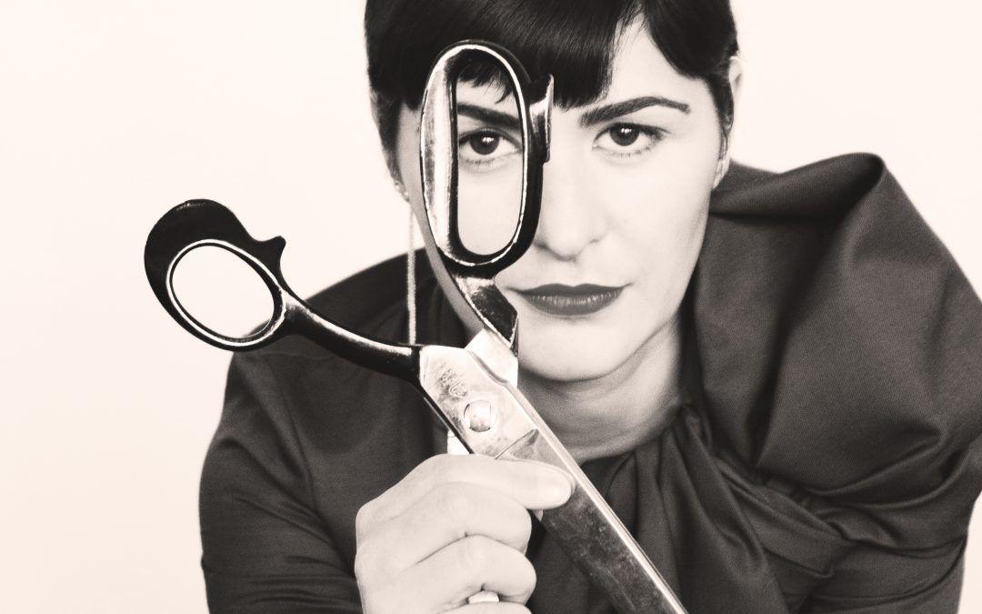 """MARÍA BARROS: """"La moda representa una filosofía de vida. No entiendo mi día a día sin crear""""."""