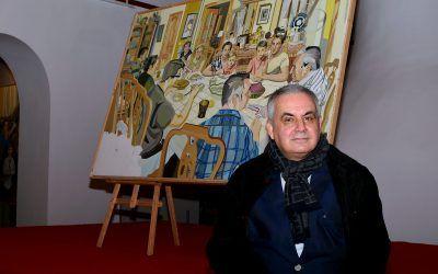 """PEPE CARRETERO: """"Mi obra se basa en una verdad, estoy fuera de modas""""."""